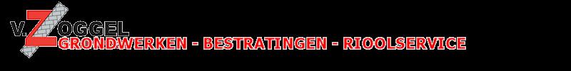 Van Zoggel Bestrating - RioolService - Bestrating - Grondwerken